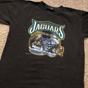 Vintage VTG 90s Jacksonville Jaguars Tee